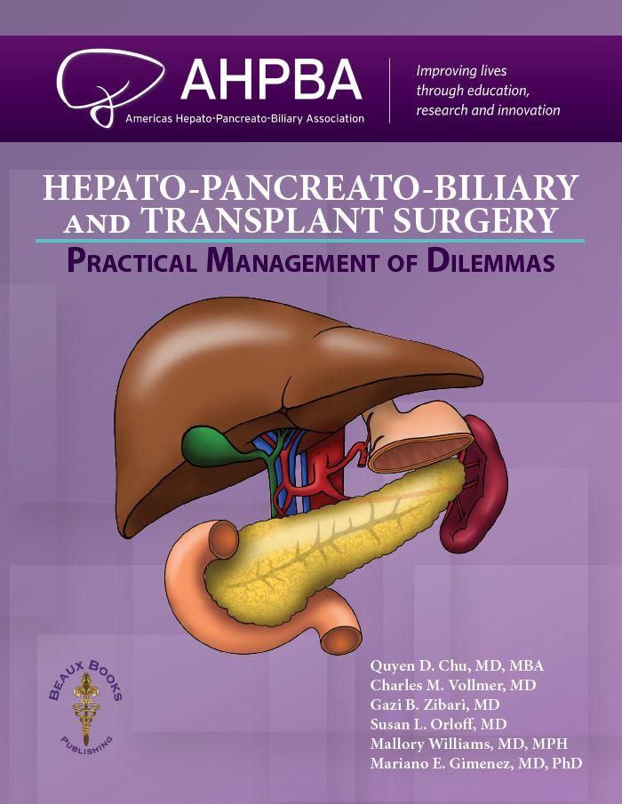 Hepato Pancreato Biliary And Transplant Surgery Ebook